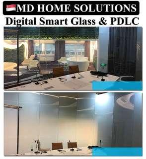 🇸🇬MD HOME - Digital Smart Switchable Glass & PDLC Film