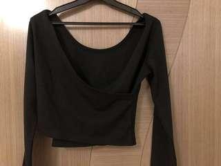 (Free) black top