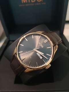 Mido Belluna II Rose Gold Calibre80 42.5mm Automatic