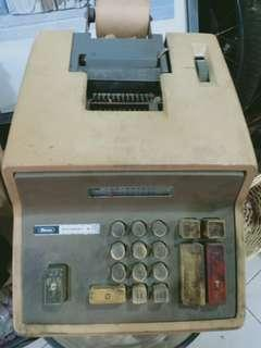 Cashier Machine oldskul