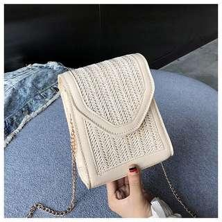 Beige Mini bag