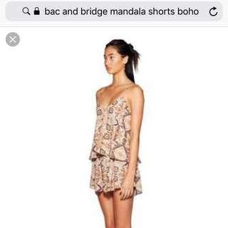 Bec & bridge mandala shorts