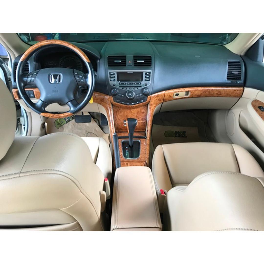 『龐德精選』2005Accord 2.0//好車出清價19年大優待,在庫超多台選擇//好車不等人即刻聯繫//