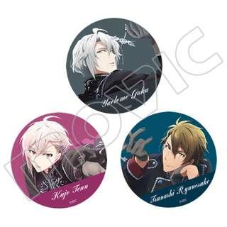(CLOSED) Idolish7 Trigger Heavenly Visitor Glitter Can Badge
