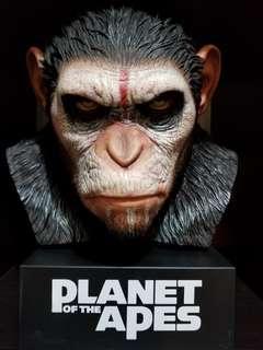 猿人爭霸戰 Planet of the apes Caesar 's warrior collection 1:1