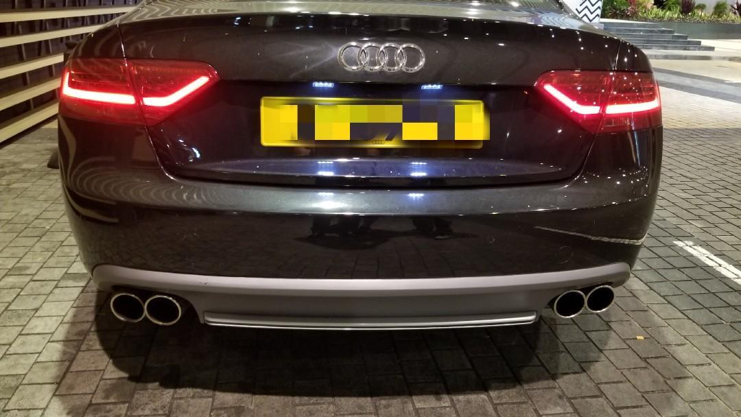 2012 AUDI A5 1.8T coupe