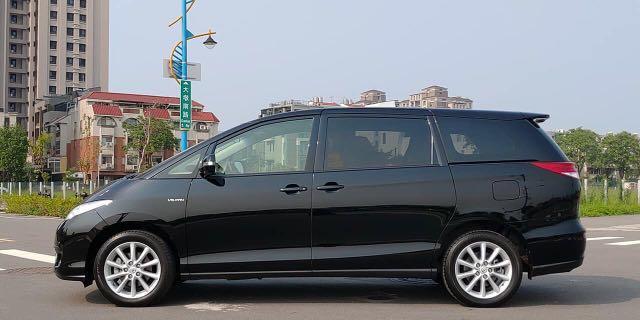 2014年TOYOTA Previa 里程保證整車原版件無待修