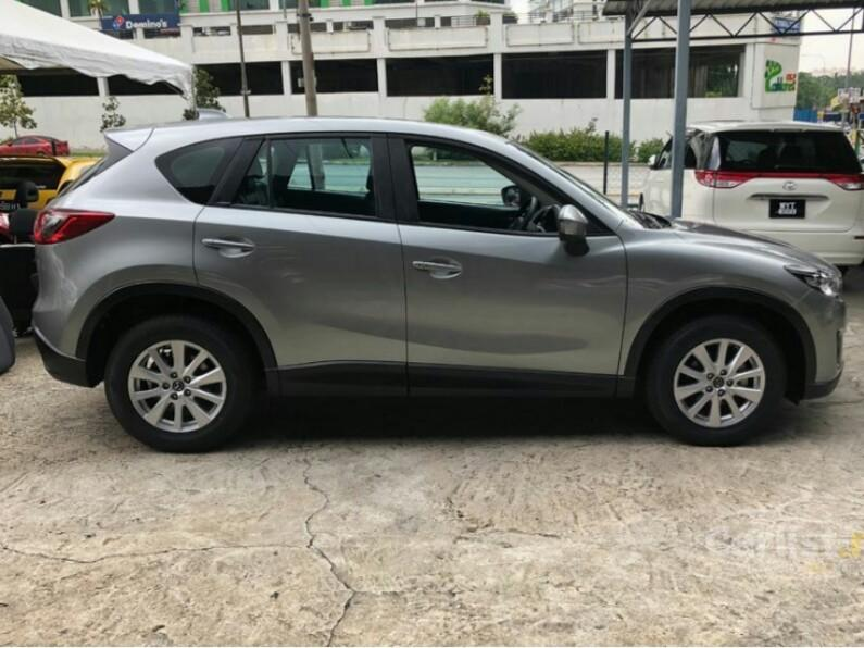 2015 Mazda CX-5 2.0 (A) High Spec One Owner Full Service Record Push Start Leather DVD Reverse Camera