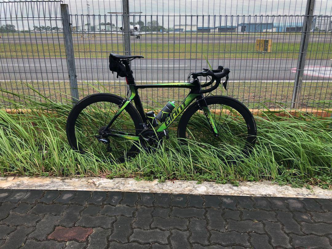 2018 Giant Propel Advanced 1, Bicycles & PMDs, Bicycles