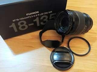 Fujifilm xf18-135 f3.5-5.6 R LM IOS WR