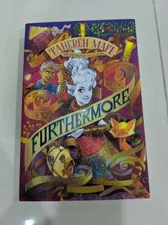 🚚 Furthermore by tahereh mafi