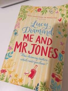 Me and Me Jones by Lucy Diamond