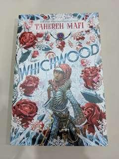 🚚 Whichwood by tahereh mafi