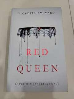 🚚 Red queen by victoria aveyard
