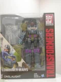 Transformers - Onslaught