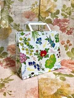 🚚 【日本北海道 六花亭】2大+1小。全新手提紙袋。2大(二手)1小袋(全新)全部特價出清【浪漫晴天】