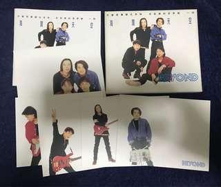 BEYOND 海阔天空 盒裝版 CD