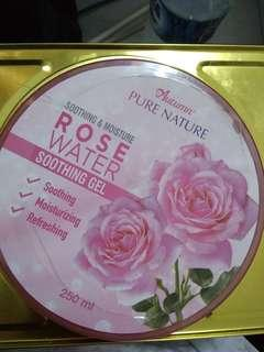 Soothing & Moisture Rose Water