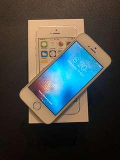 iPhone 5s (32GB - Silver)