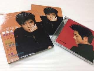 郭富城 - 一變傾城 CD+VCD 套裝。 (靚)