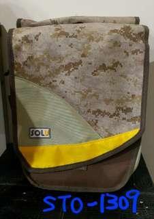 LOTUS雙邊側掛貨包沙漠STO-1309