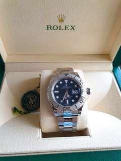 🚚 Rolex Yacht Master Blue 116622