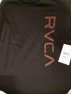 RVCA Vert XL Performance shirt with quick dry cotton