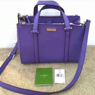 Kate spade new burry lane loden small