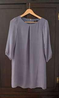 🚚 Preloved H&M Lilac Dress, Size S