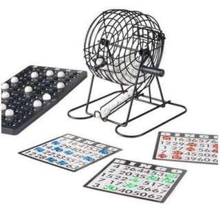 🚚 Bingo Set