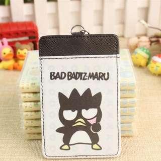 Sanrio Bad Badtz-Maru Badtz Maru Ezlink Card Holder With Keyring