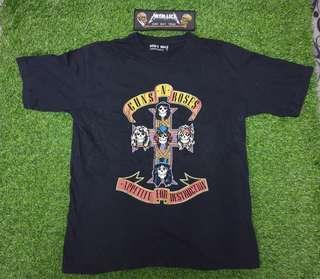Guns And Roses-Appetite for Destruction shirt