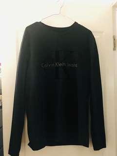 Calvin Klein (CK Jeans) 大Logo Tee