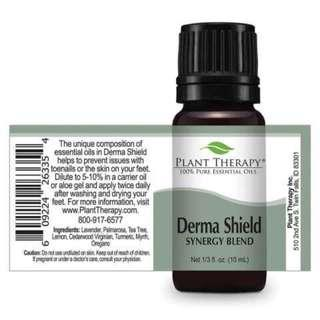 [INSTOCK] Skin and Toes Protection ESSENTIAL OIL : DERMA SHIELD BY PLANT THERAPY