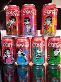 🚚 {urgent want to clear}Bts coke cans