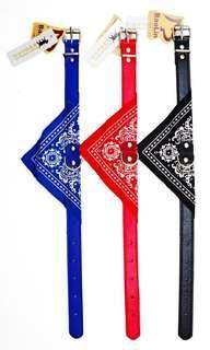 🚚 三角領巾項圈(小)