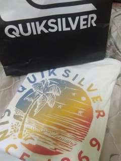 quiksilver original tropicana size L fit to M baru