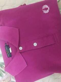 fred perry purple original size M