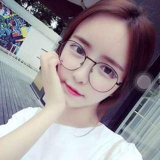 🚚 Ulzzang Fake Glasses