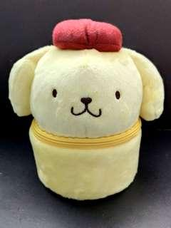 全新正貨Sanrio 布甸狗儲物盒