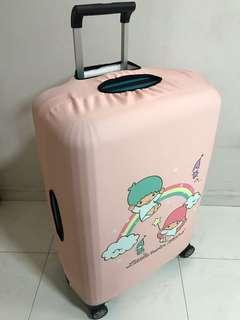 🚚 Little Twin Stars - Luggage Cover (Size: 19-32inch)