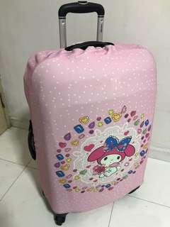 My Melody Luggage Cover (Size from 19-32 inch)