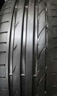 彰化員林中古單一輪胎 225 45 18 實體店面免費安裝