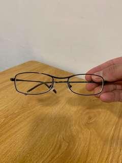 Gucci 男生眼鏡框 原裝正品