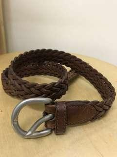 Leather Belt from Japan