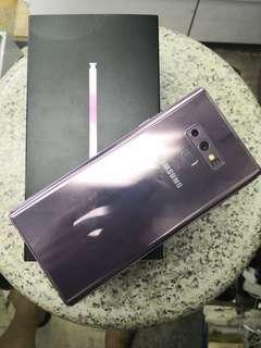 Samsung Note 9 128GB Purple