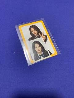 Twice Tzuyu once 2nd generation