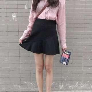 🚚 氣質魚尾短裙
