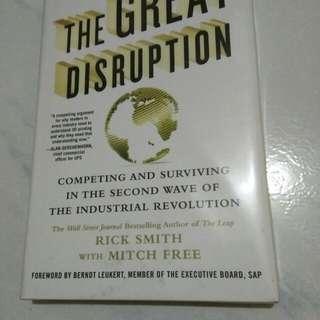 Business Book Disruption