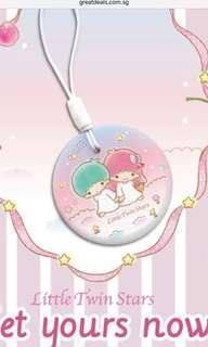 Little twin stars EZ-Link charm